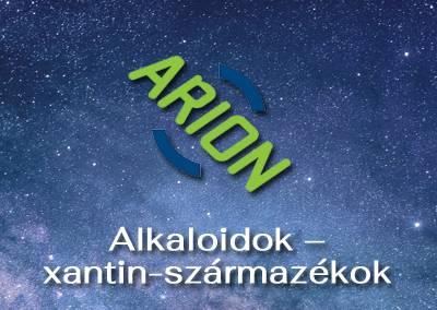 Alkaloidok – xantin-származékok