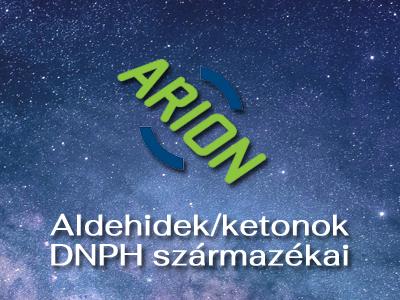 Aldehidek/ketonok DNPH származékai