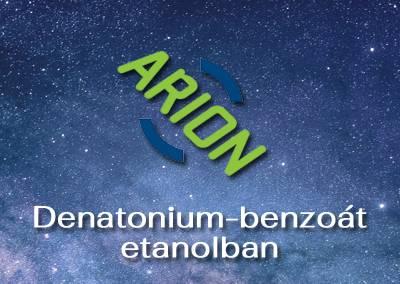 Denatonium-benzoát etanolban