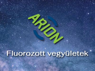 Fluorozott vegyületek