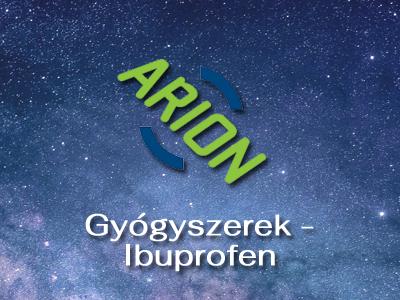 Gyógyszerek – Ibuprofen