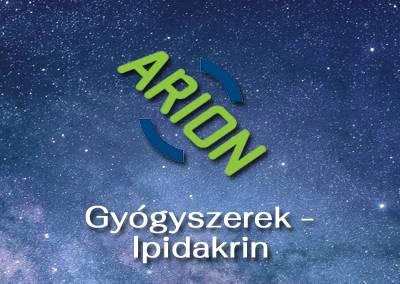 Gyógyszerek – Ipidakrin