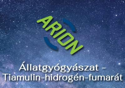 Állatgyógyászat – Tiamulin-hidrogén-fumarát
