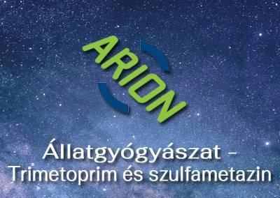 Állatgyógyászat –  Trimetoprim és szulfametazin