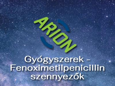 Gyógyszerek – Fenoximetilpenicillin szennyezők