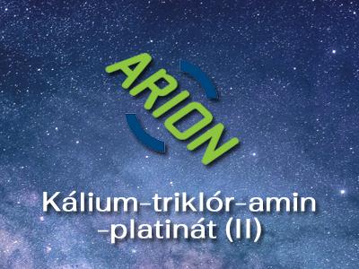Kálium-triklór-amin-platinát (II)