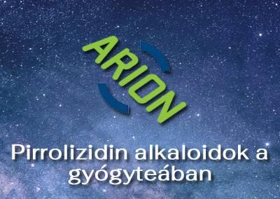 Pirrolizidin alkaloidok a gyógyteában