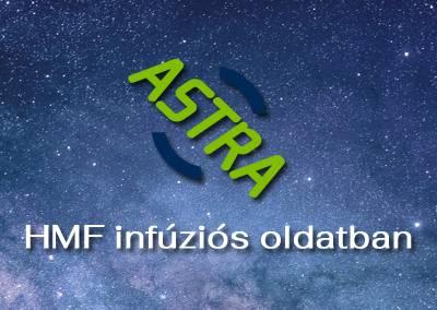 HMF infúziós oldatban