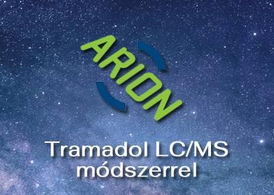 Tramadol LC/MS módszerrel